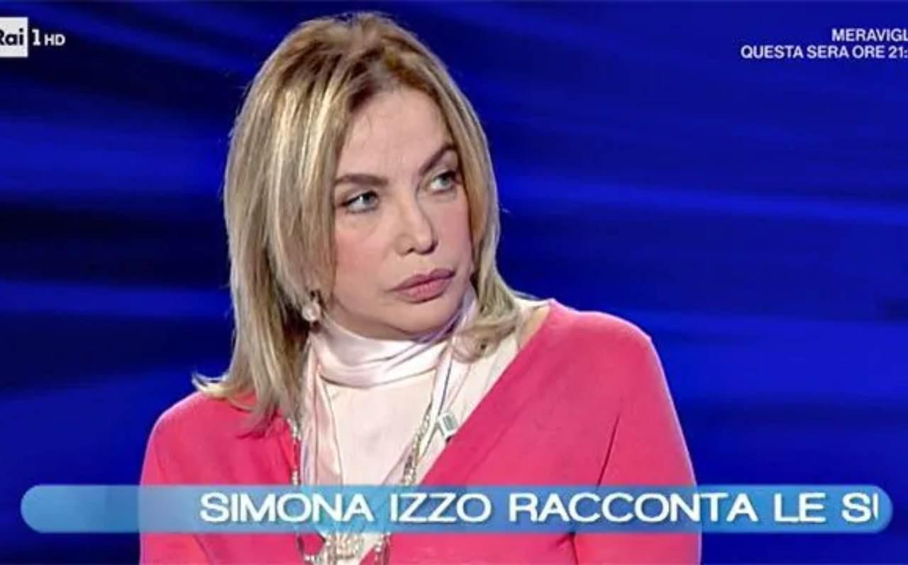 Simona Izzo moglie Ricky Tognazzi: l'attacco a Diletta Leotta
