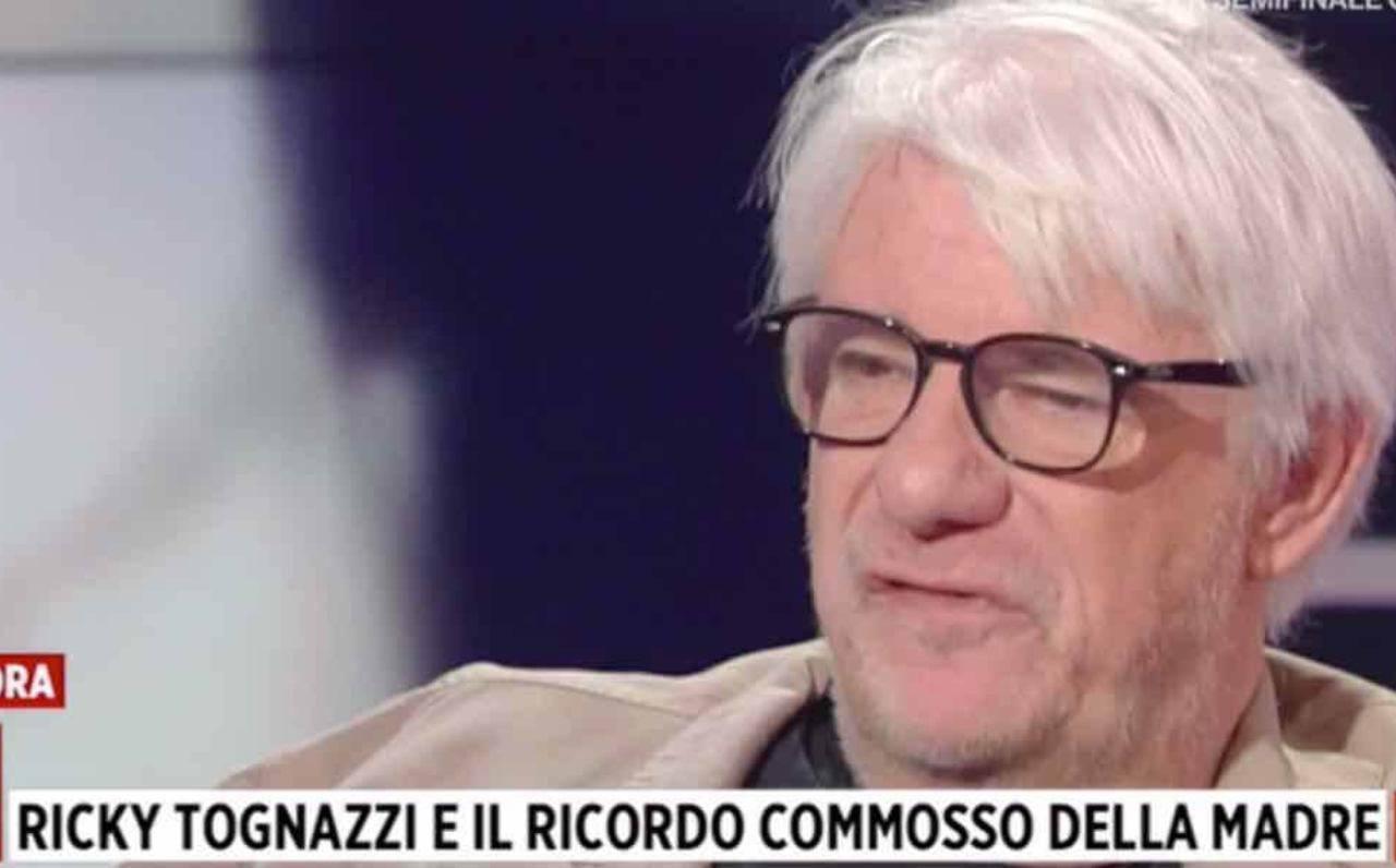 Ugo padre Ricky Tognazzi