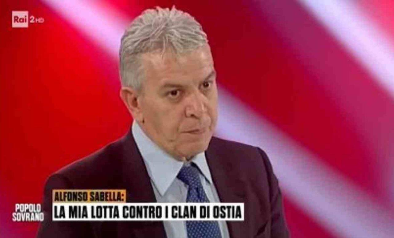 Il Cacciatore Alfonso Sabella