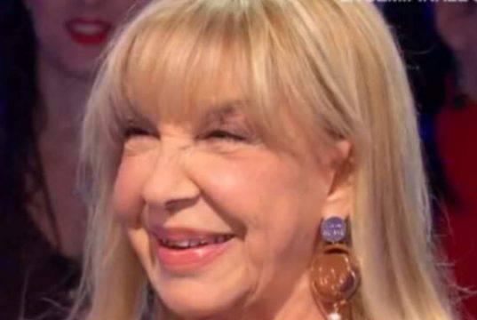 """Wilma Goich: """"Sono scesa dal palco"""""""