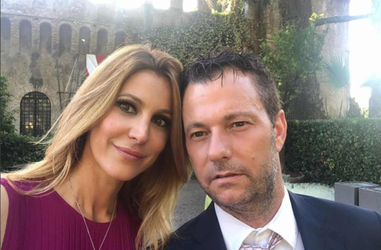 Adriana Volpe tradita marito