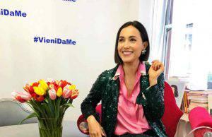 Caterina Balivo Vieni da Me Sanremo