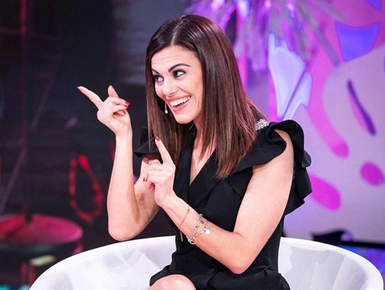Bianca Guaccero figlia marito