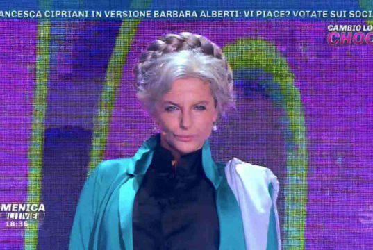 """Francesca Cipriani contro Barbara Alberti: """"Sono nera, sa so"""