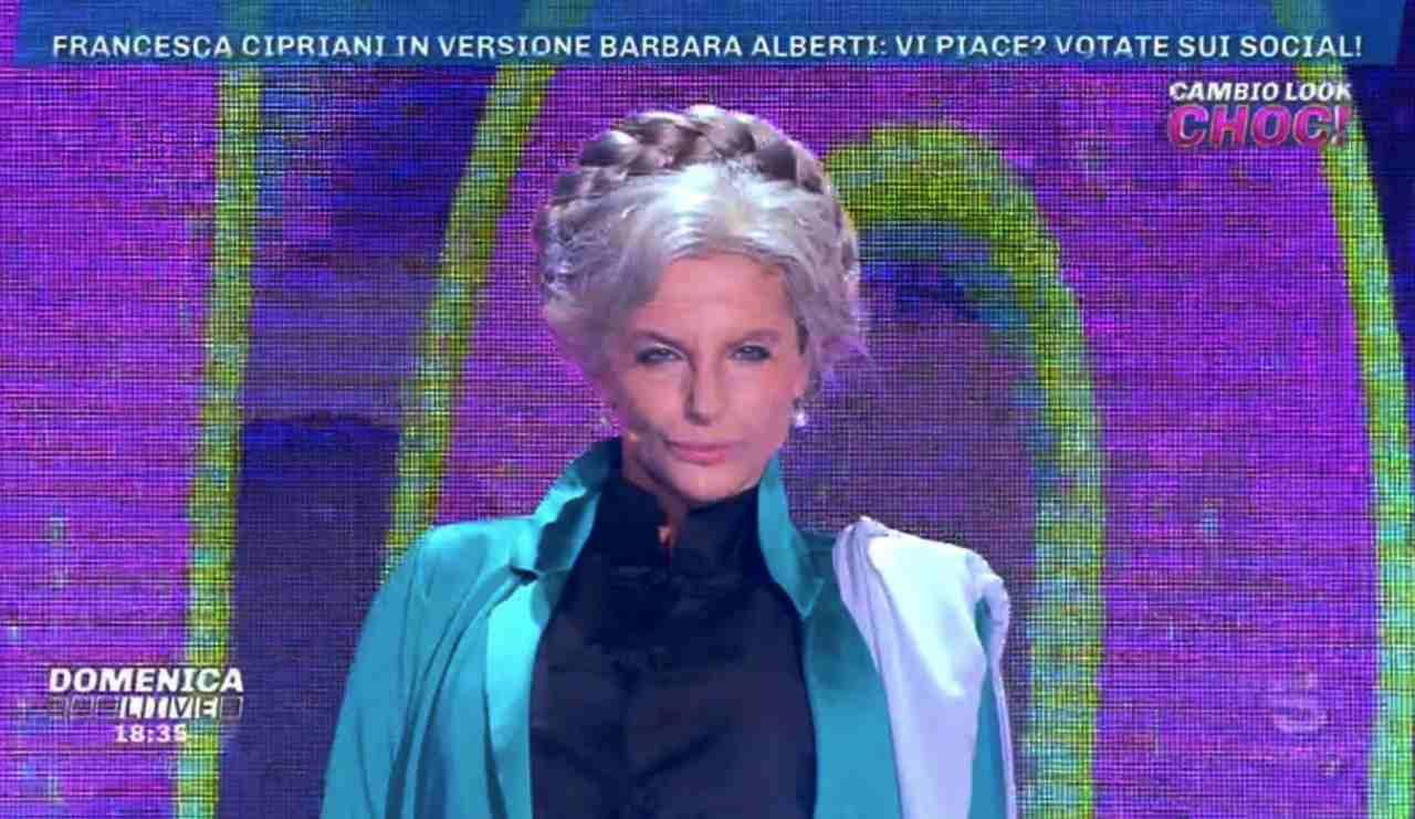 Francesca Cipriani Barbara Alberti