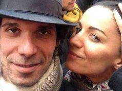 Andrea Delogu moglie Francesco Montanari