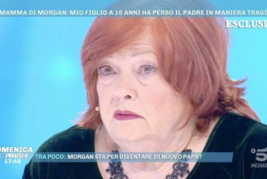 """Luciana Castoldi, mamma Morgan: """"Non ha superato il suicidio"""