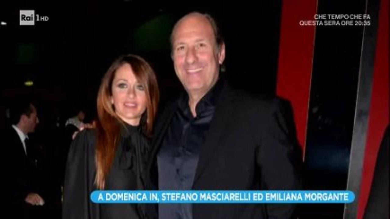 moglie Stefano Masciarelli