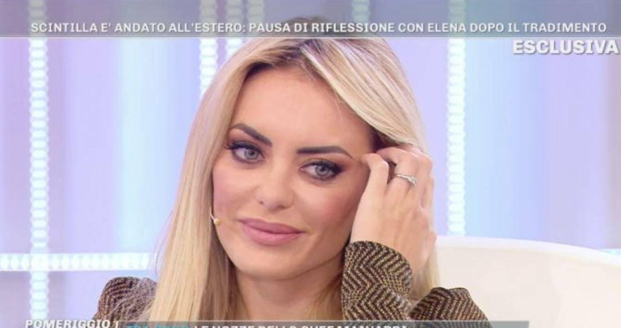 Pomeriggio Cinque Elena Morali