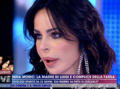 Nina Moric Live