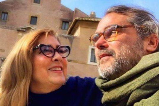 Romina Power e Yari Carrisi di nuovo insieme: la foto commov