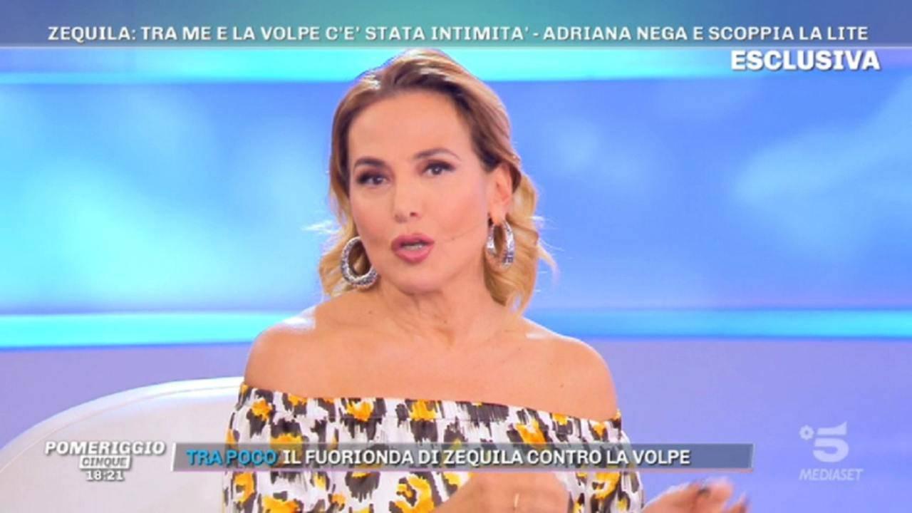 Barbara d'Urso Pupo Memo Remigi