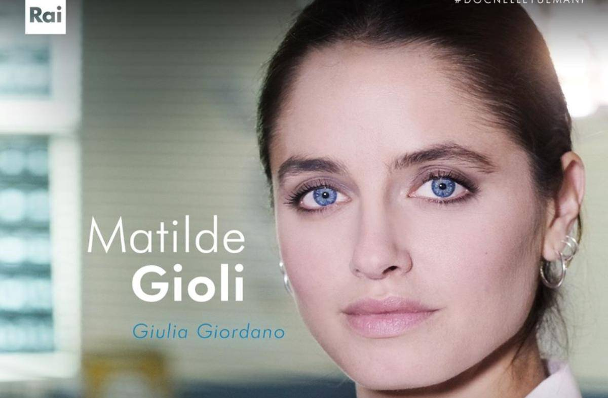 Matilde Gioli Doc Coronavirus