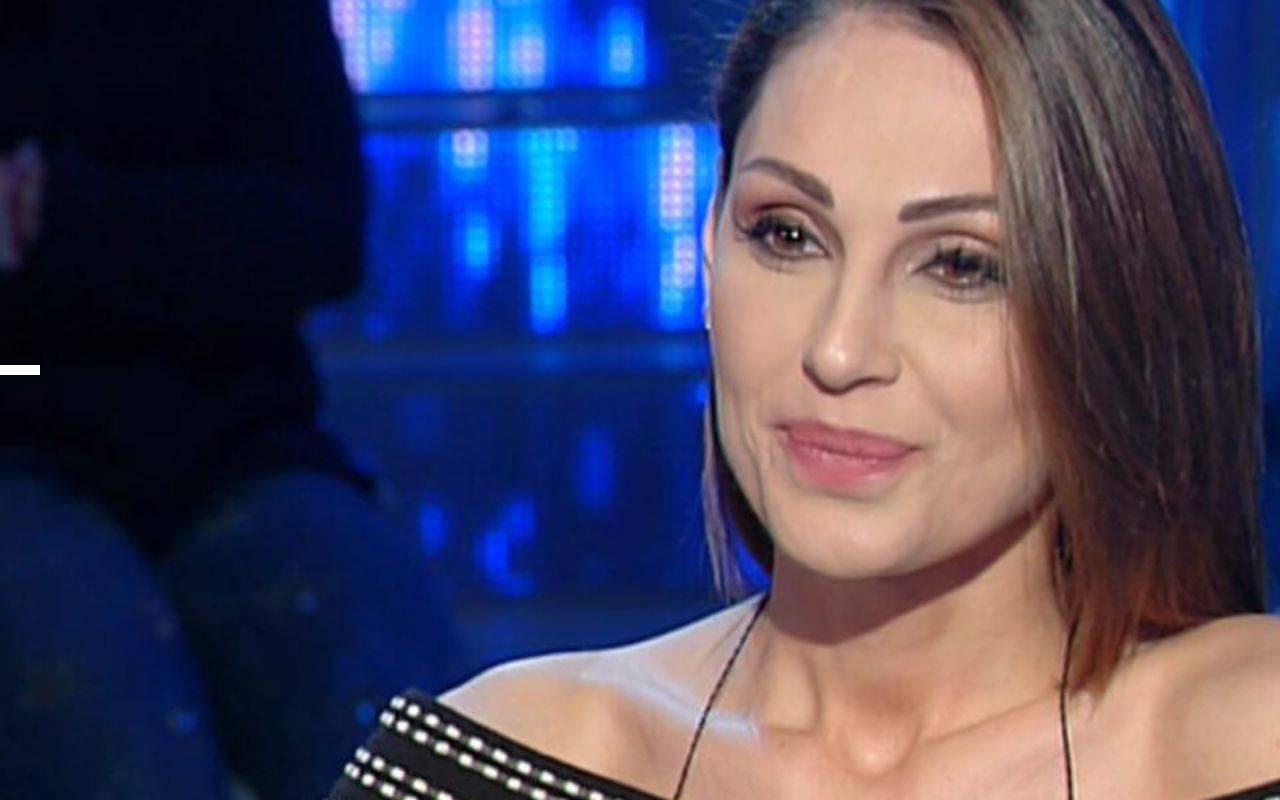 Anna Tatangelo addio a Gigi D'Alessio
