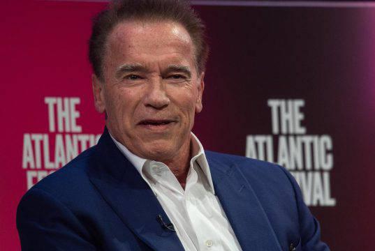 Arnold Schwarzenegger, gesto eclatante per il Giorno del Ringraziamento