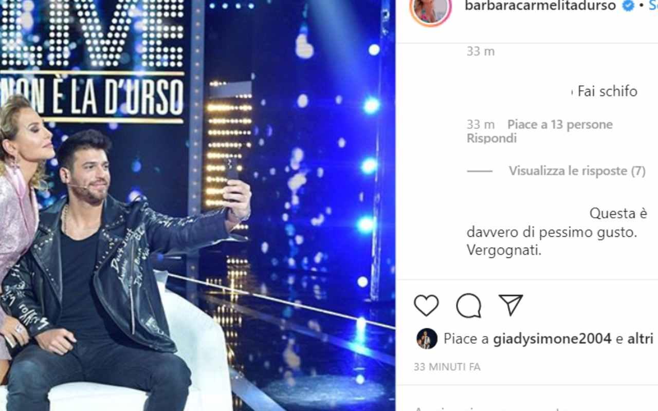 Barbara D'Urso il messaggio sul Coronavirus