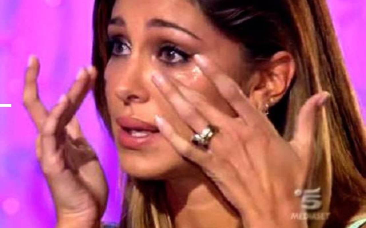 Belen Rodriguez dolore