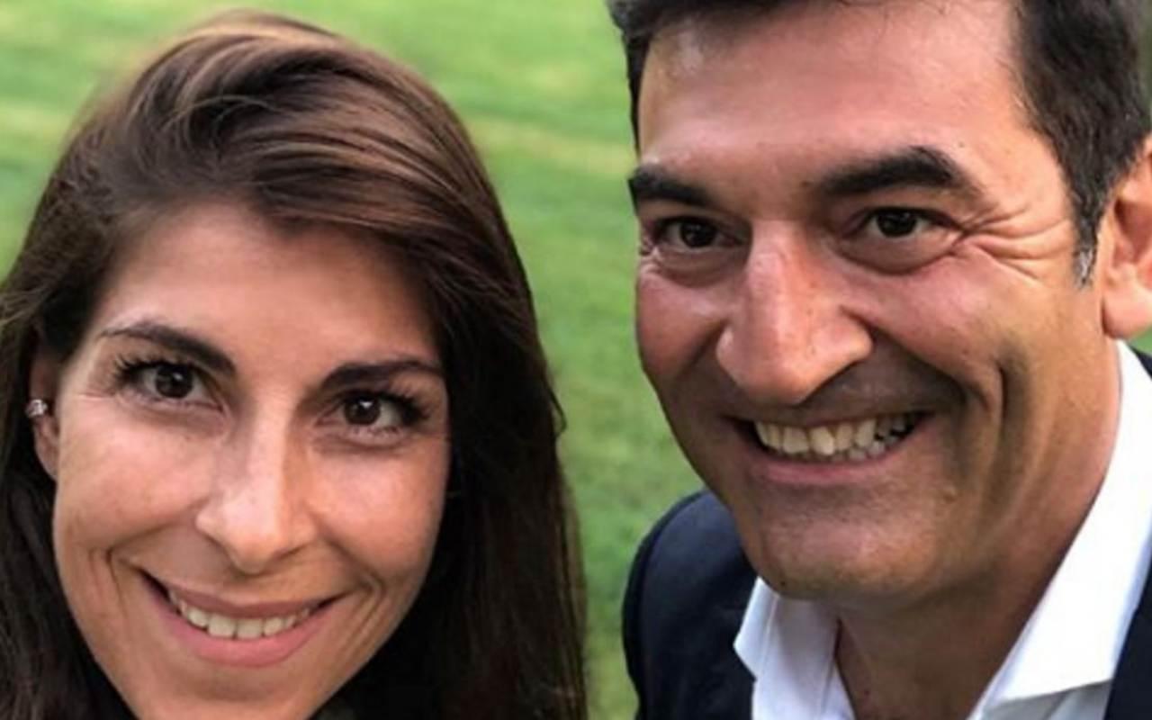 Benedetta Bellini moglie Max Giusti
