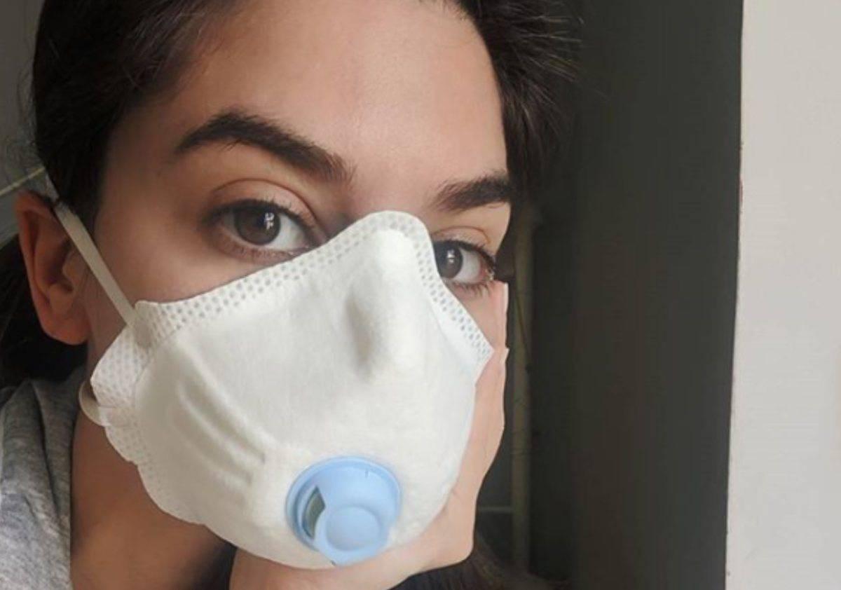 Alejandra Meco Una Vita Il Segreto Coronavirus