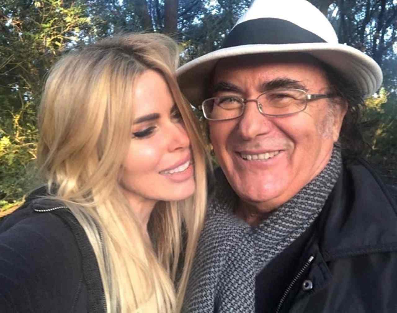Loredana Lecciso Albano sposati