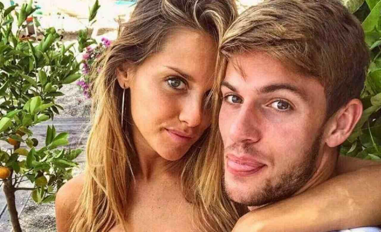 Daniele Rugani fidanzato Michela Persico