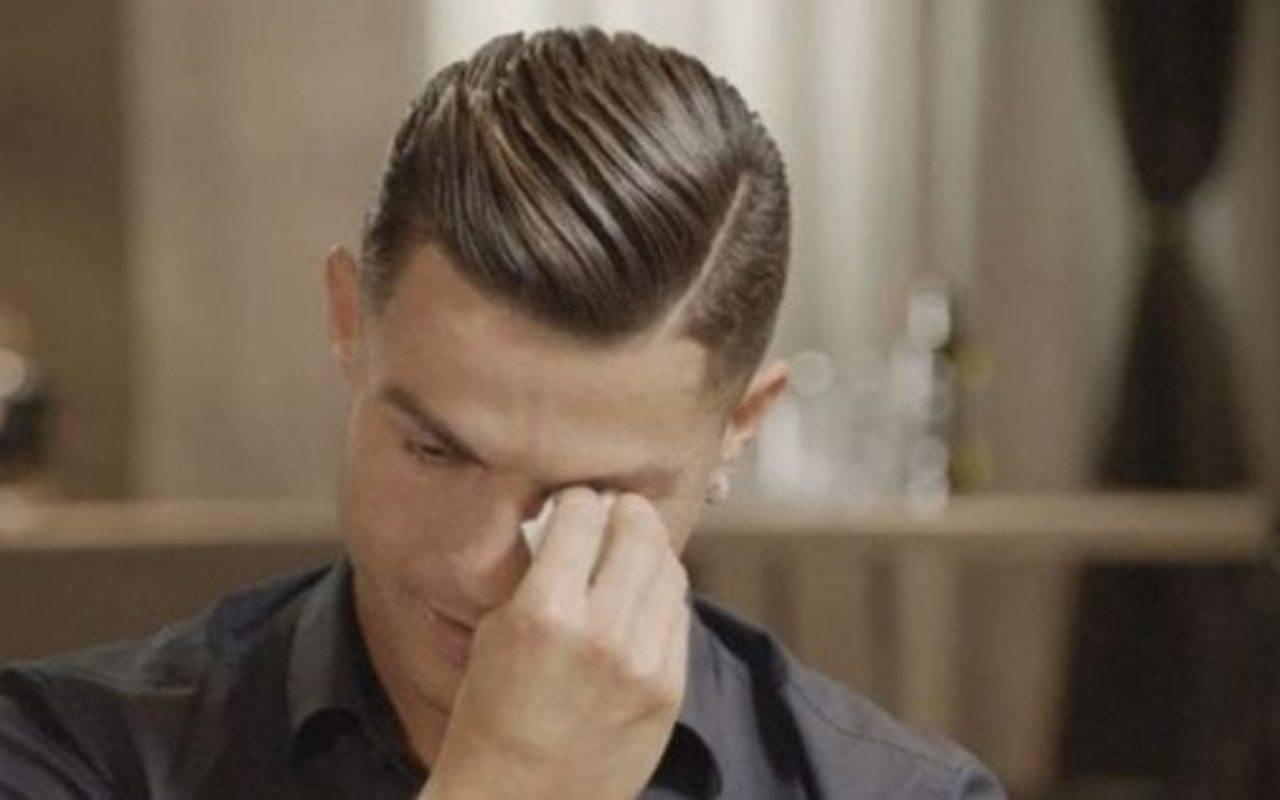 Dramma per Cristiano Ronaldo