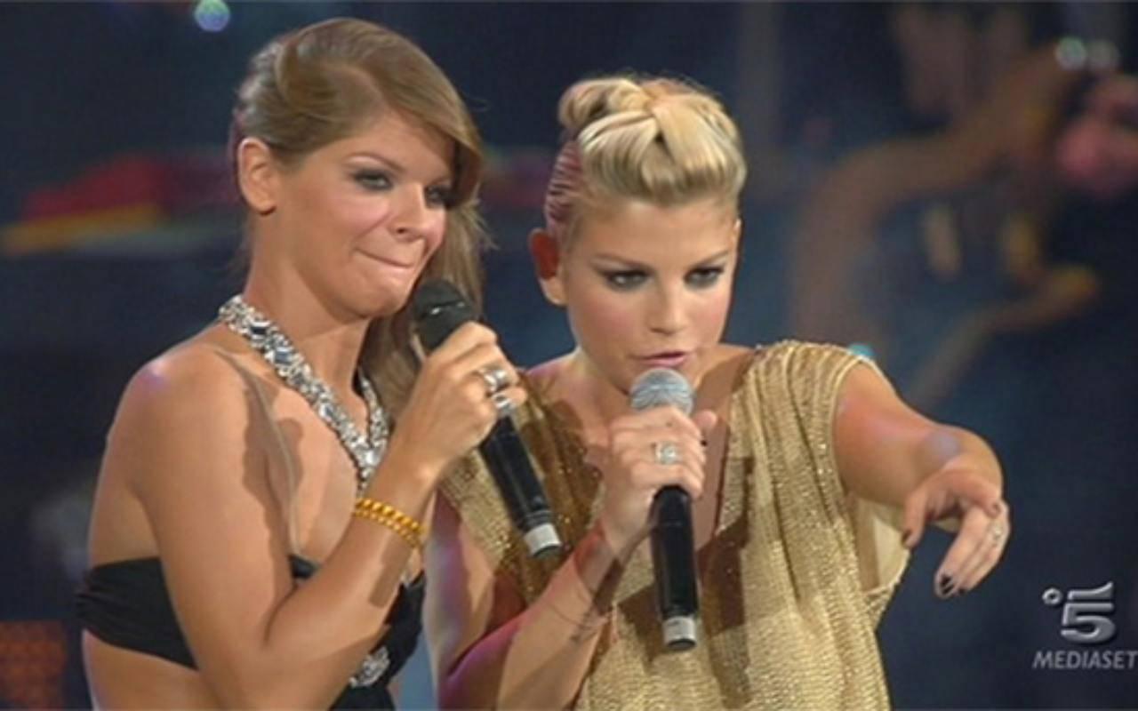 Alessandra Amoroso ed Emma Marrone