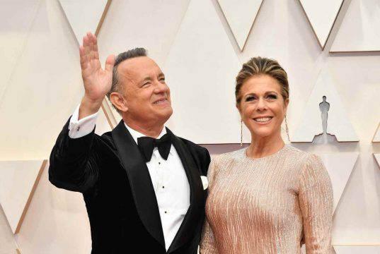 Coronavirus: Tom Hanks e la moglie tornano a casa, ecco chi