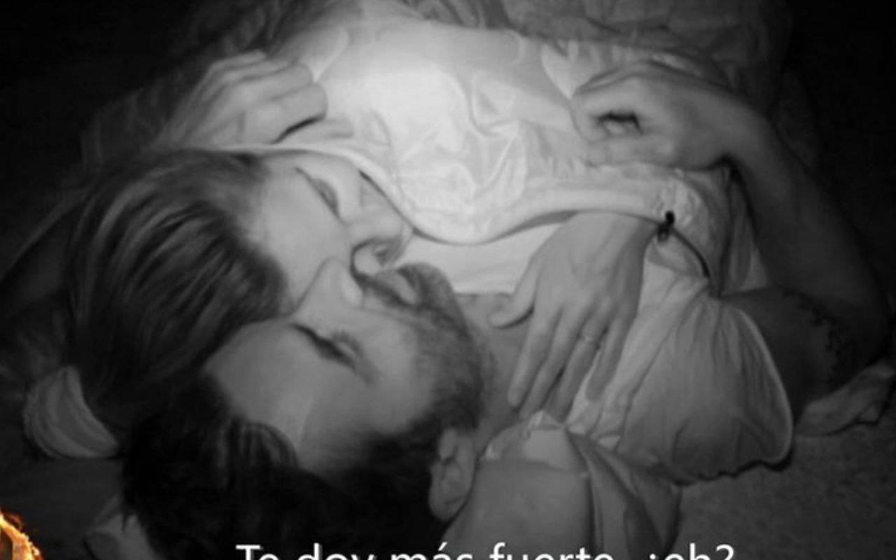 Ivana Icardi e Hugo notte bollente