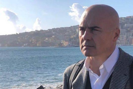 """Luca Zingaretti, spunta un segreto del suo passato: """"Ho fatt"""