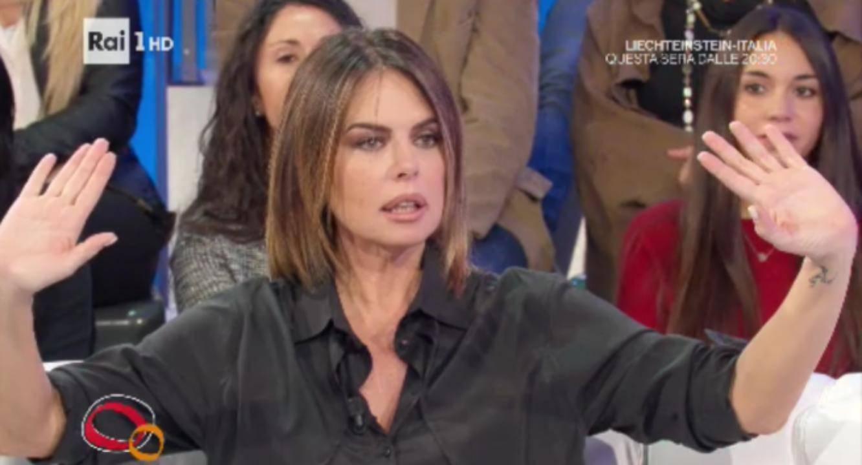 Paola Perego Barbara d'Urso