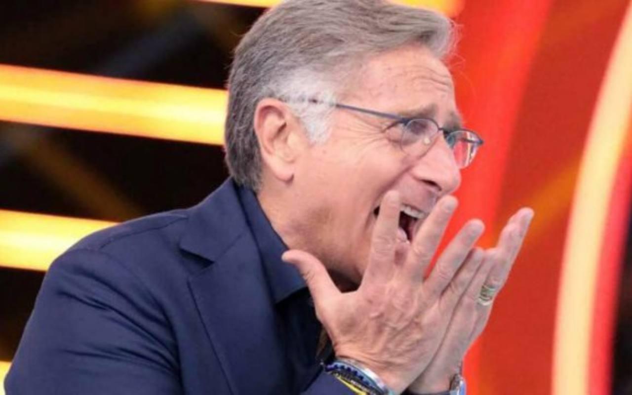 Paolo Bonolis contro Barbara D'Urso
