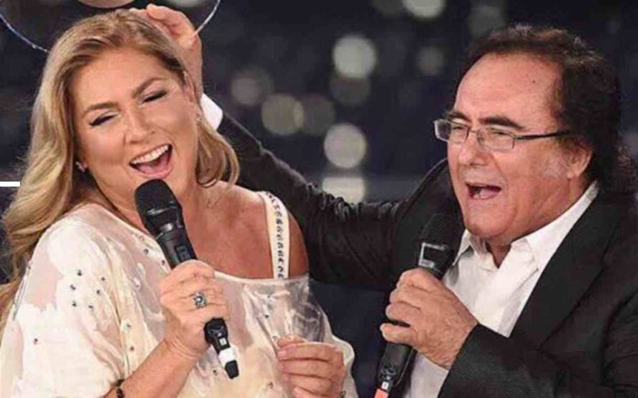 Romina Power e Albano