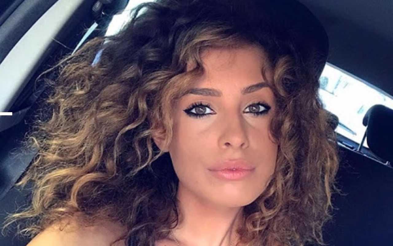 Sara Affi Fella incinta