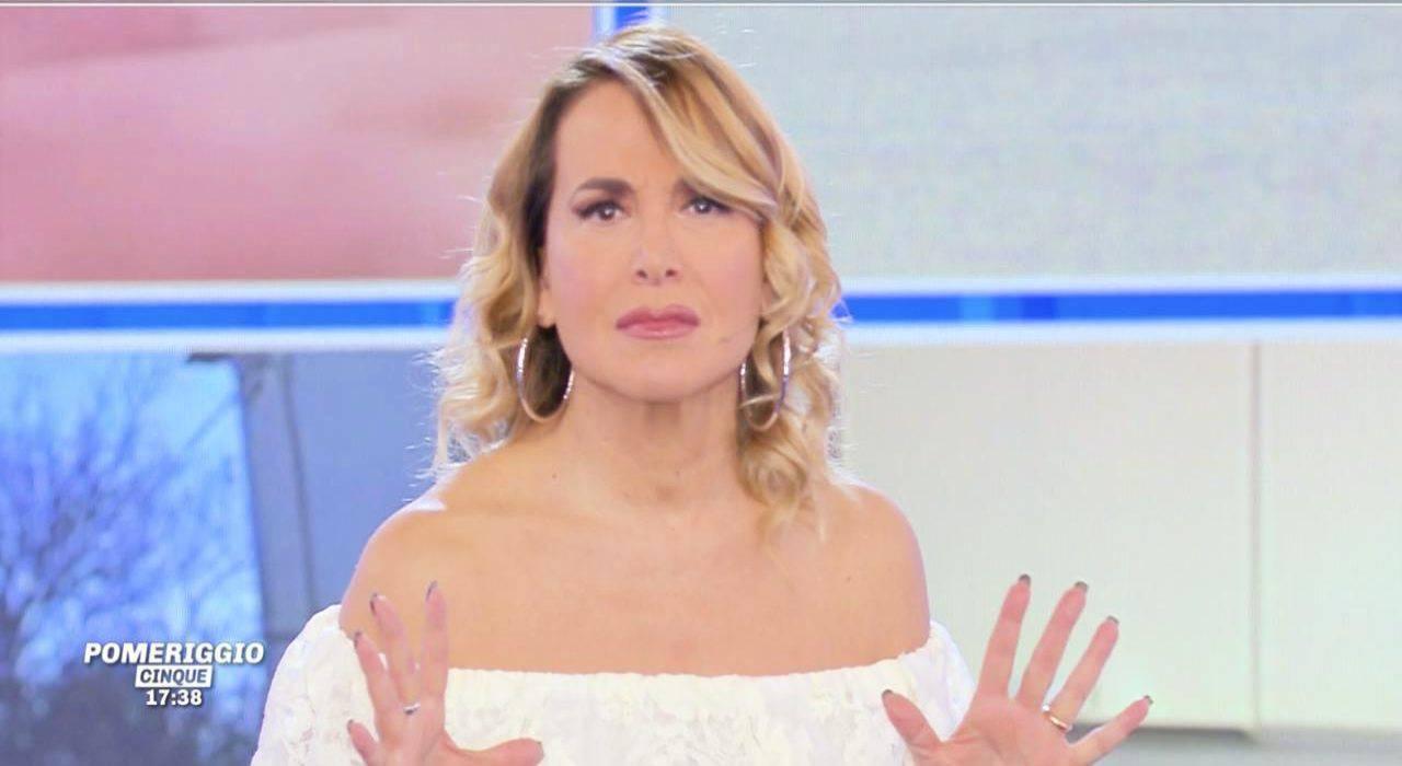 Barbara d'Urso fidanzato