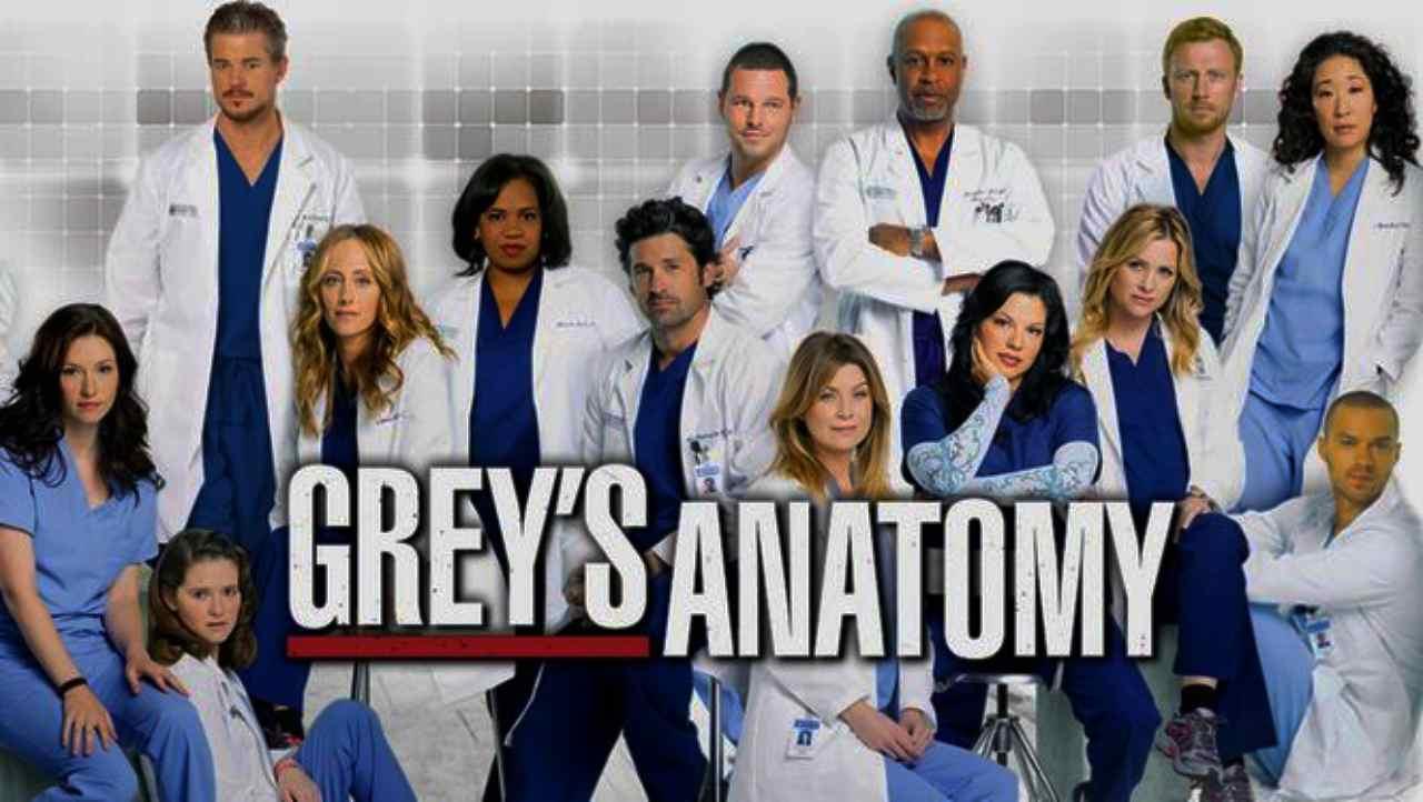 Grey's Anatomy chiude