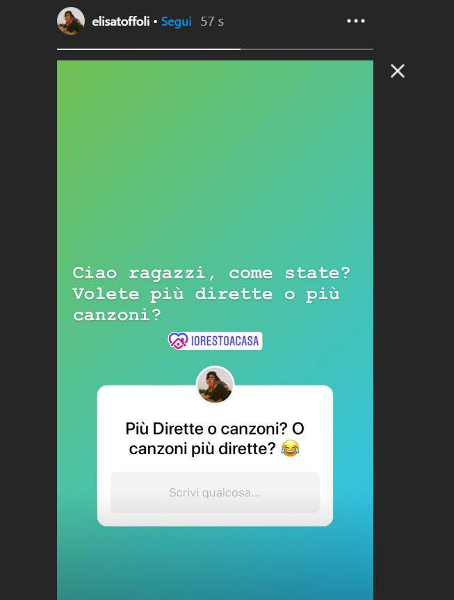 elisa instagram