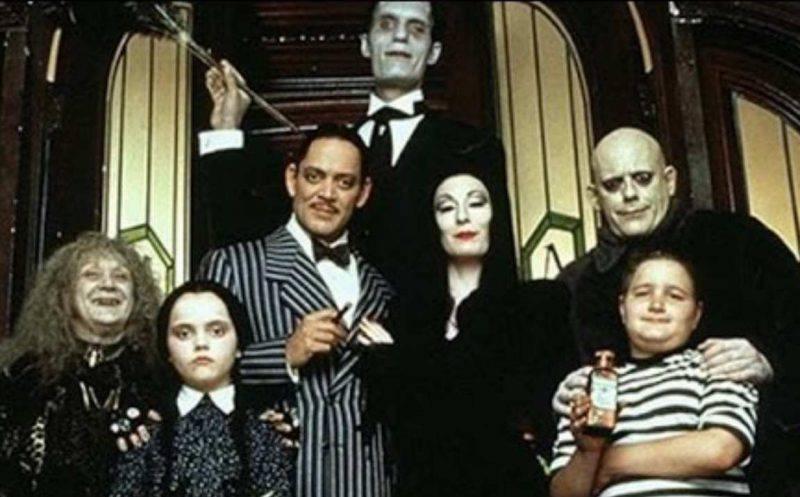La famiglia Addams 1991