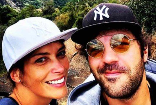 """Marito di Fernanda Lessa: """"Ha avuto una forte bronchite al G"""