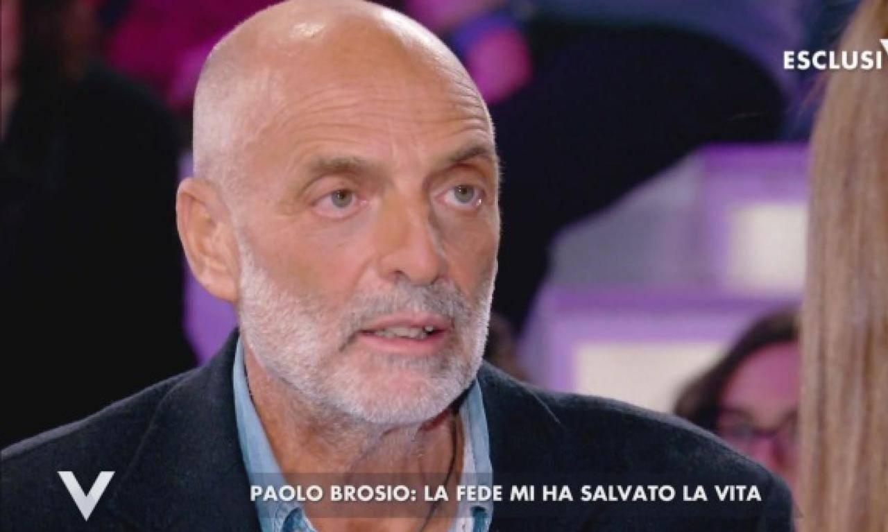 Paolo Brosio Gf Vip