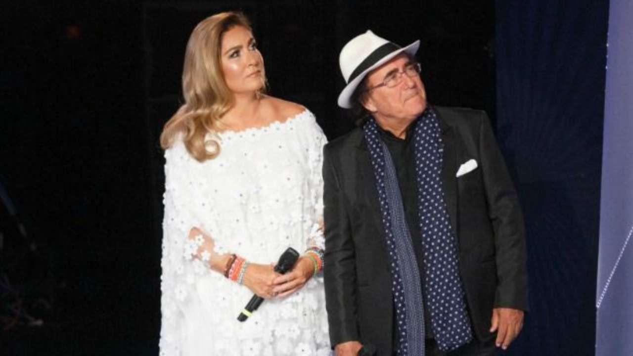romina power albano Domenica In