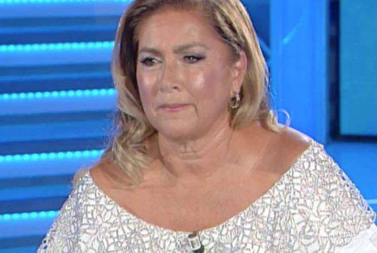 Coronavirus, Romina Power costretta a versare lacrime