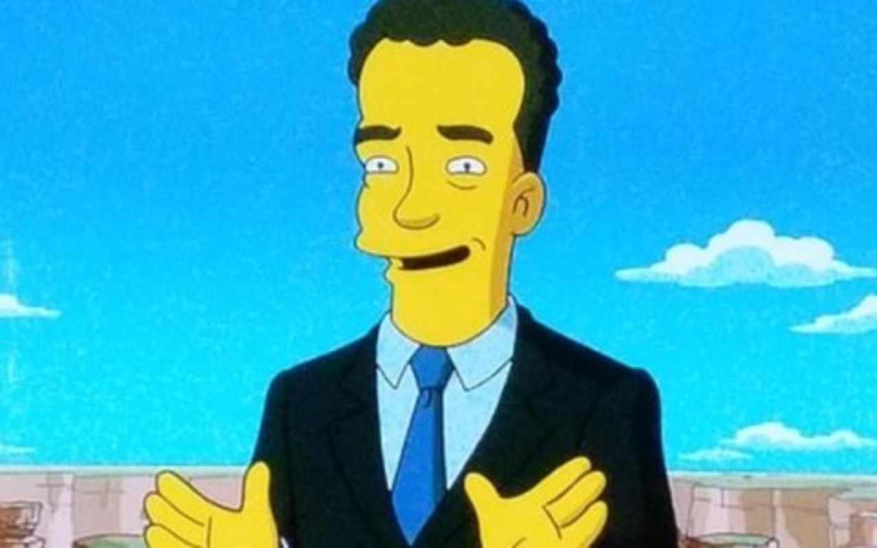 tom hanks coronavirus simpson