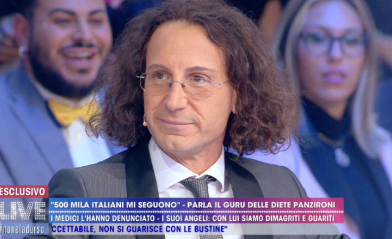 Adriano Panzironi la spara grossa