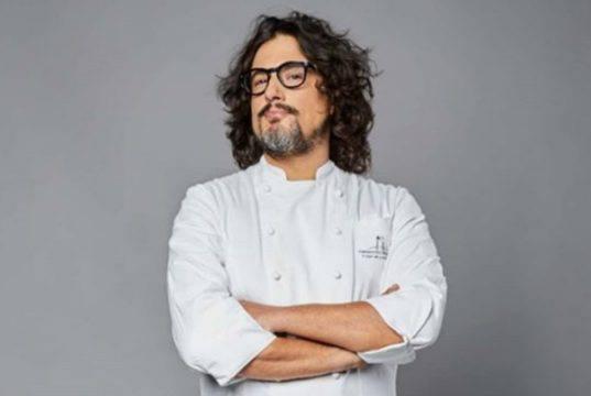 Alessandro Borghese e il nuovo ristorante: la foto sui socia