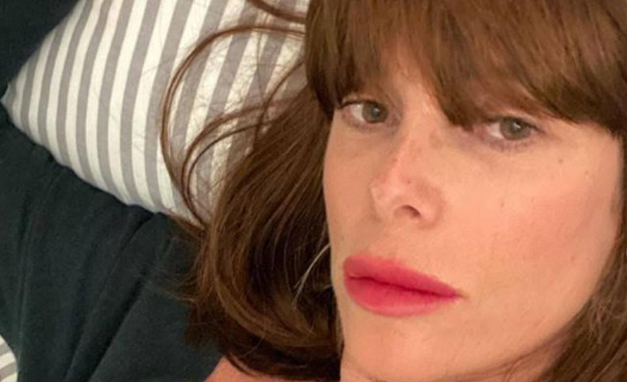 Alessia Marcuzzi cambia look
