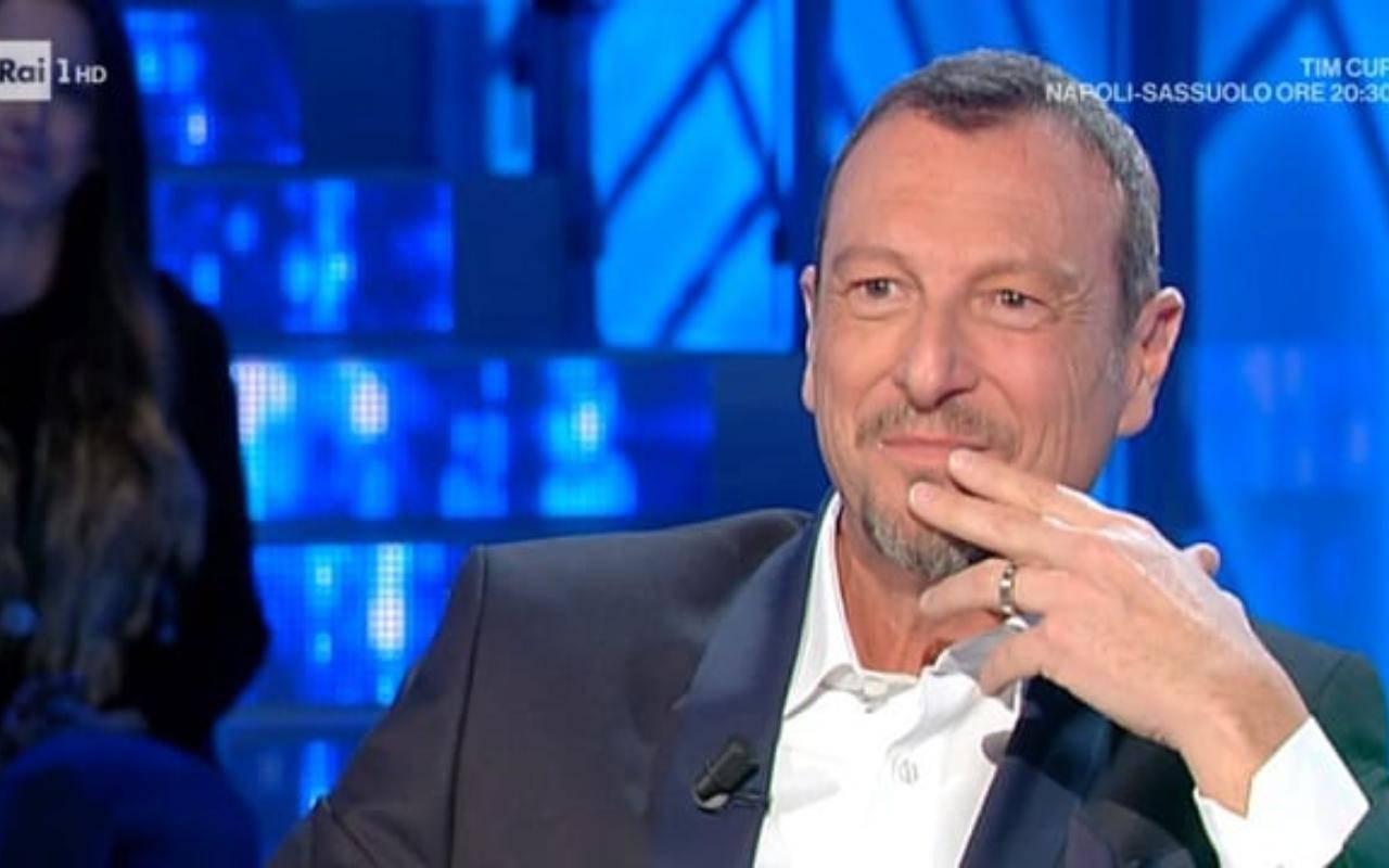 I Soliti Ignoti, Covid-19: cancellata la puntata speciale con Amadeus