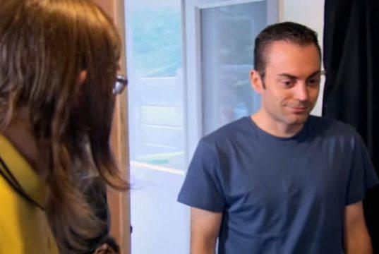 Andy Malati di pulito: è rimasto sconvolto da quello che ha visto