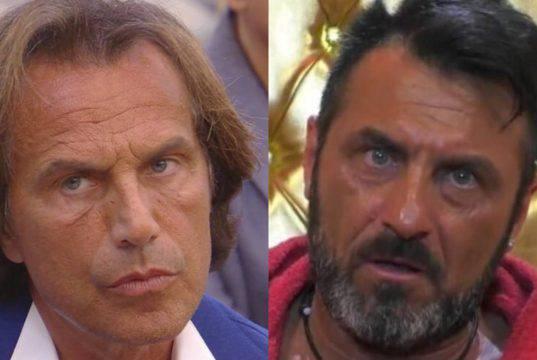Antonio Zequila duro scontro con Sossio Aruta, volano parole