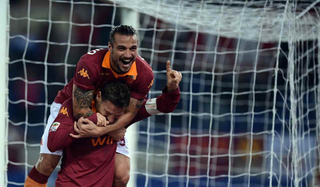 Daniel Osvaldo rivelazioni bollenti su Francesco Totti